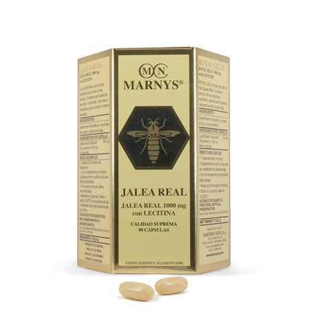 MN119 - Jalea Real 1000 mg con Lecitina