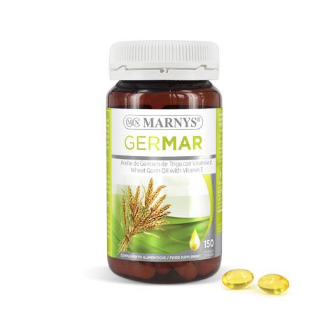 MN415 Germar Wheat Germ Oil 150 Capsules