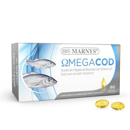MN425 - Omegacod Aceite de Hígado de Bacalao