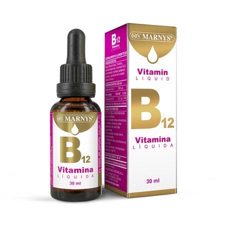 MN431 Vitamine B12 liquide