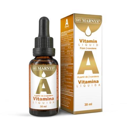 MN435 Vitamine A liquide