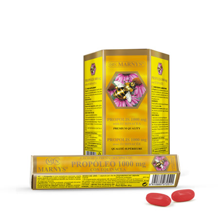 MN446-G Propolis 1000 mg with Echinacea
