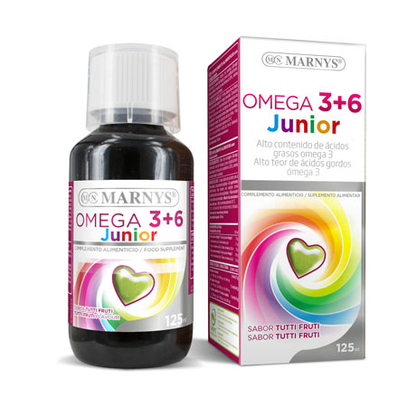 MN453 Oméga 3, 6, Junior 125 ml