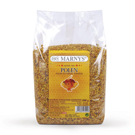 MN603 - Granulated Bee Pollen 500 g