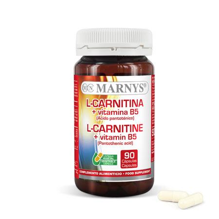 MN800 L-Carnitina + Vitamina B5