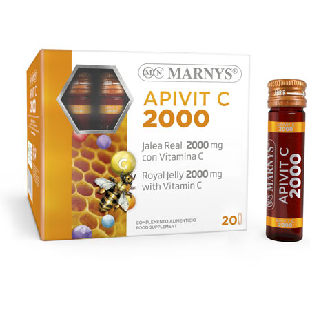 MNV127 - Apivit C Plus 2000 mg