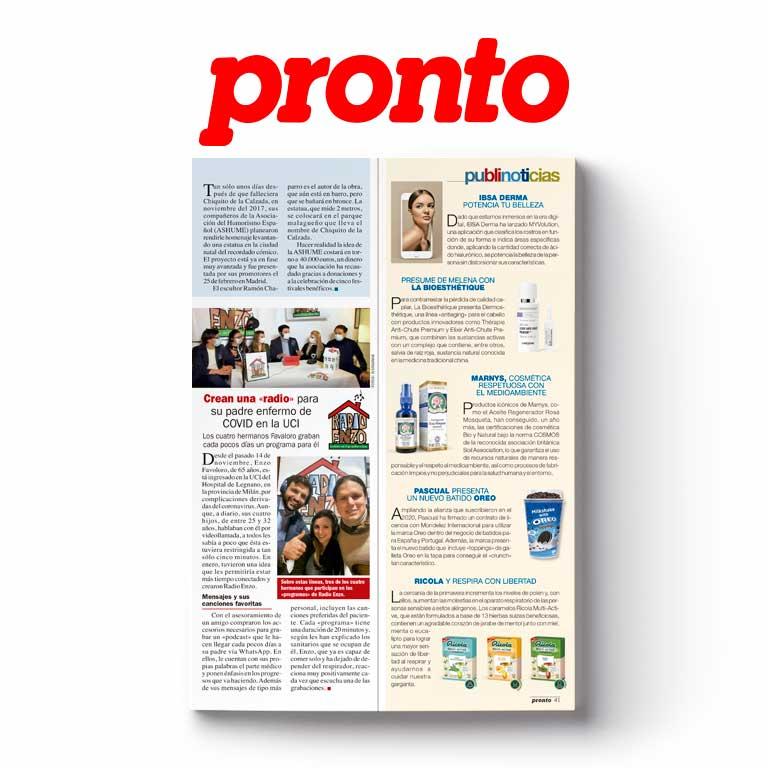 PRONTO | MARNYS, COSMÉTICA RESPETUOSA CON EL MEDIOAMBIENTE