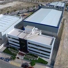 Martínez Nieto S.A. en su nueva planta de 12.000 m en Cartagena