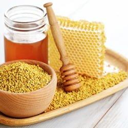El polen, pura energía natural