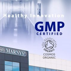 Martínez Nieto S.A. obtains COSMOS Certification and guarantees GMP in cosmetic products