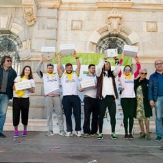 MARNYS colabora con la IV Gymkhana Solidaria organizada por COEC y la Cámara de Comercio