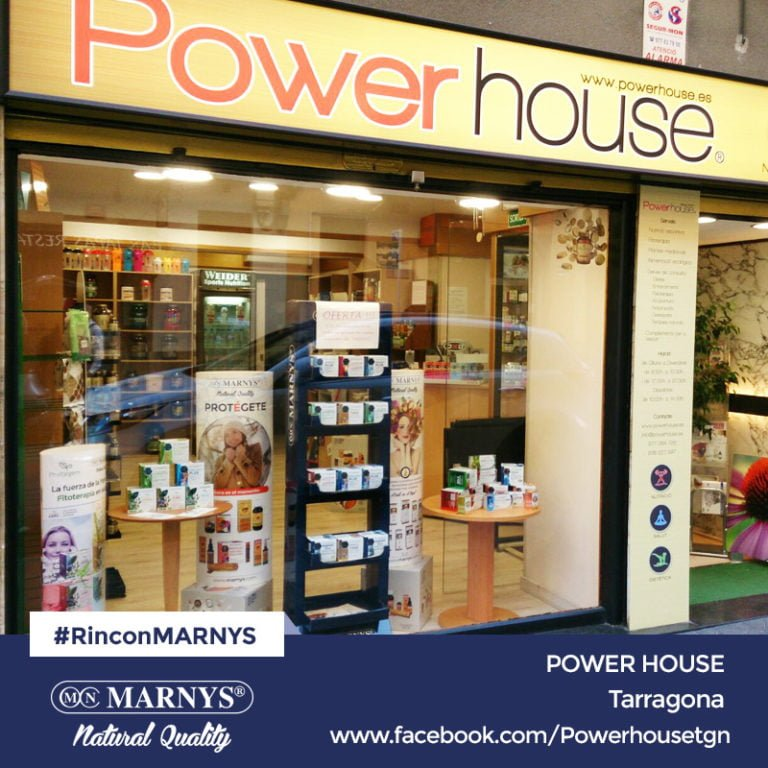 Rincón Marnys Power House Tarragona