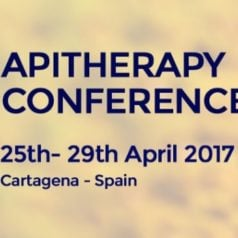 Congreso Internacional de Apiterapia ( 26 - 27 de abril 2017 )