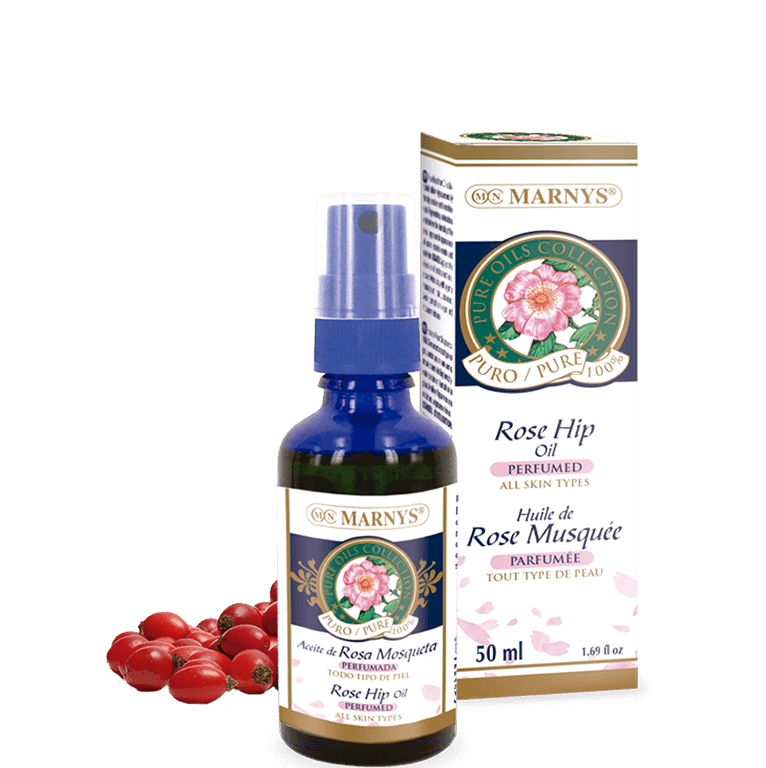 AP207 - Parfümiertes Wildrosenöl