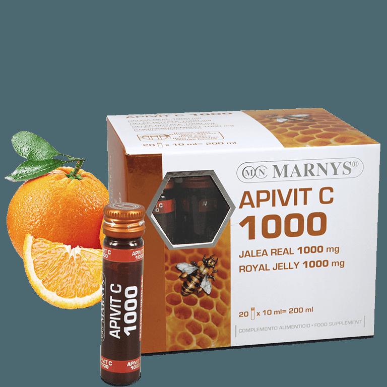 MNV118 - Apivit C 1000 mg