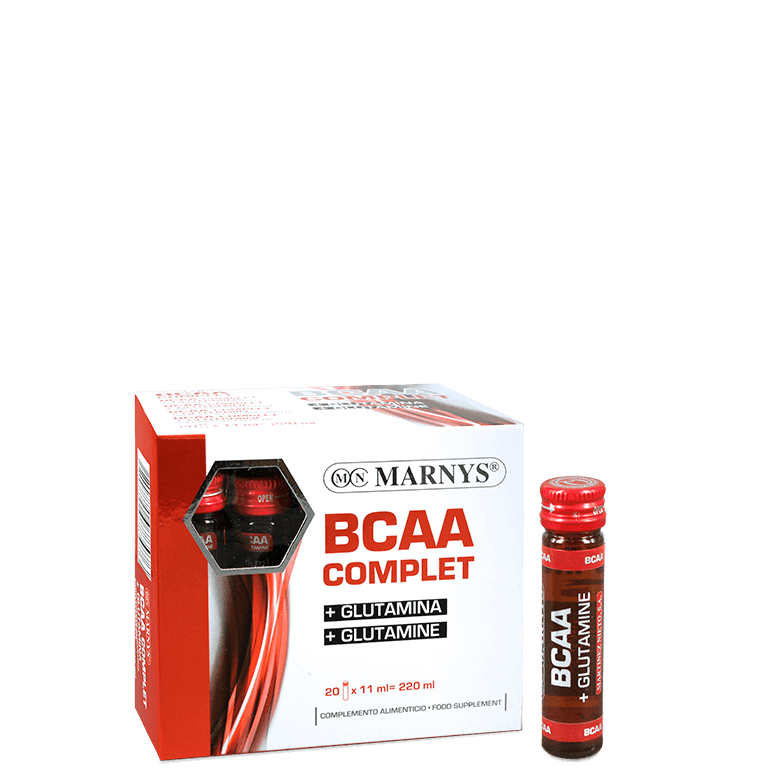 MNV225 - BCAA Complet + Glutamin