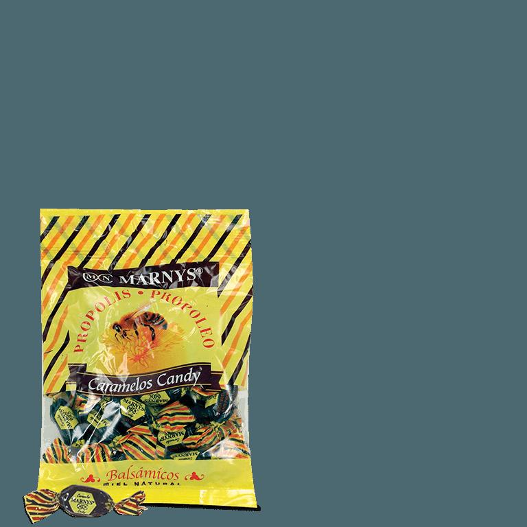 MN613 Bonbons propolis au miel 60 g