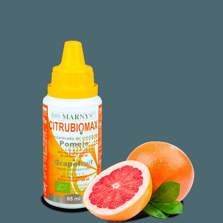 MN328 - ORGANIC Grapefruit Citrubiomax