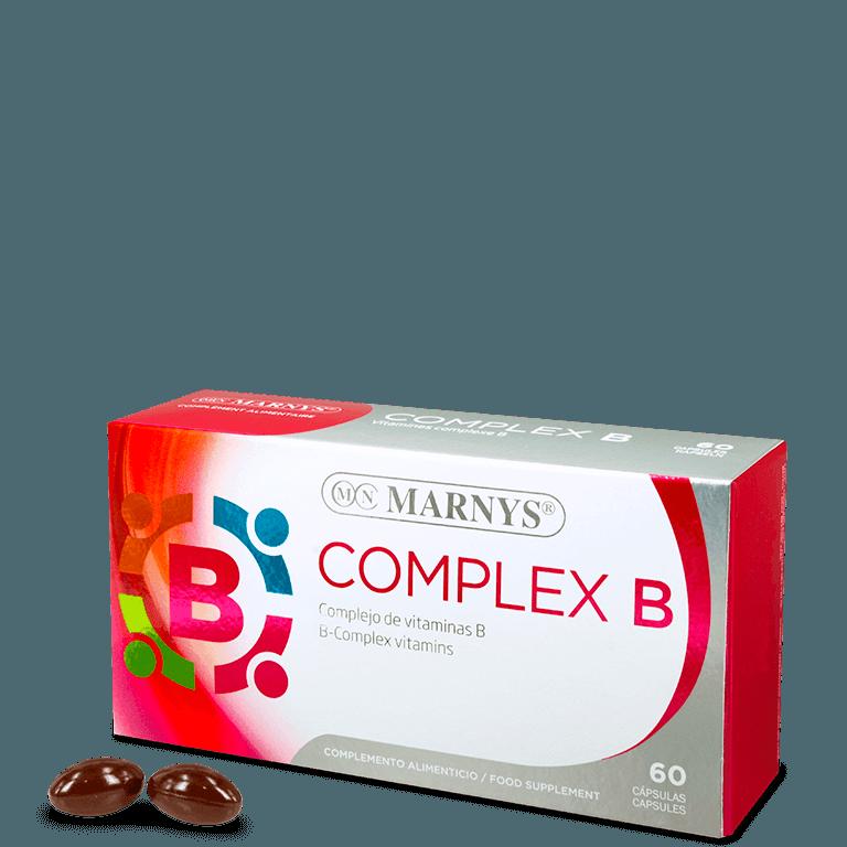 complex b kapseln marnys komplexmittel aus vitamin b. Black Bedroom Furniture Sets. Home Design Ideas