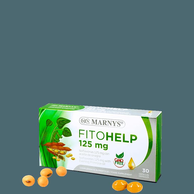 MN444 - Fitohelp Isoflavonas 125 mg