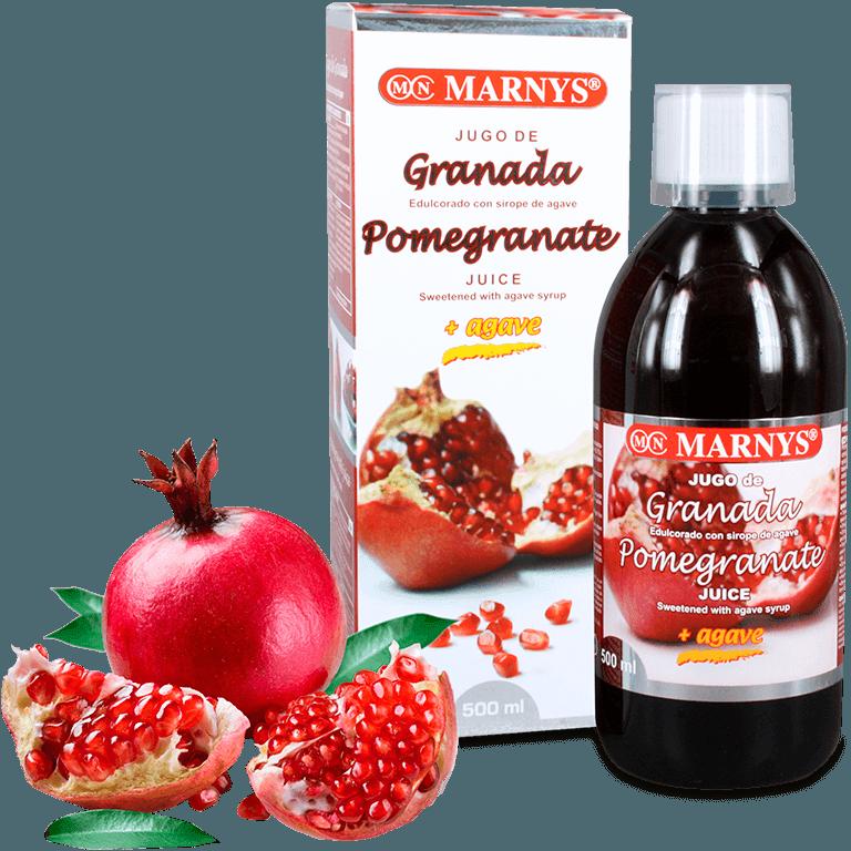 MN652 - Pomegranate juice