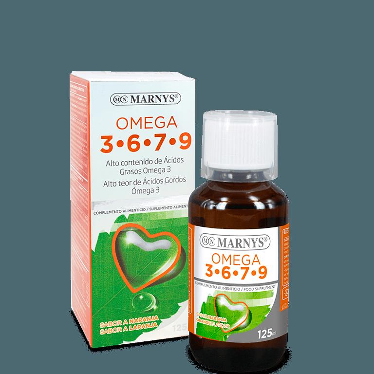 MN454 - Omega 3, 6, 7, 9
