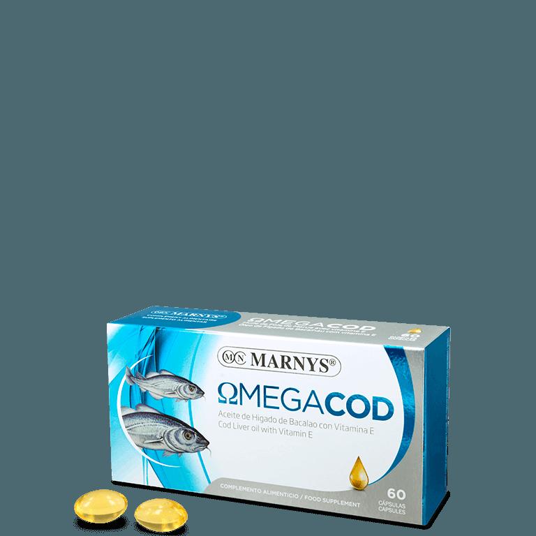 MN425 - Omegacod  Huile de foie de morue