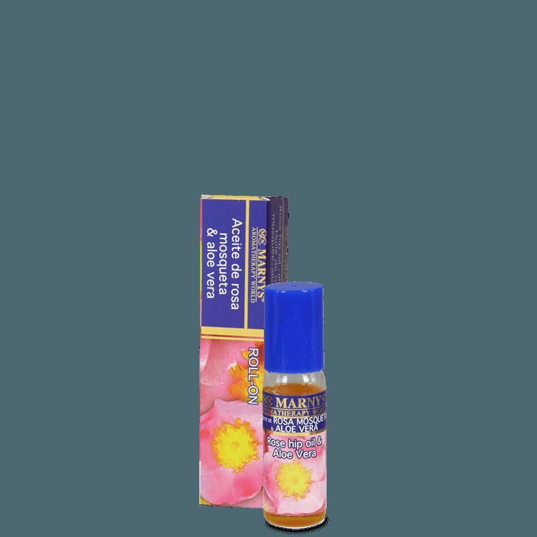 CN131 - Roll-on rose musquée et aloe vera