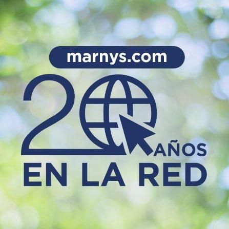 MARNYS cumple 20 años en la Red de Redes