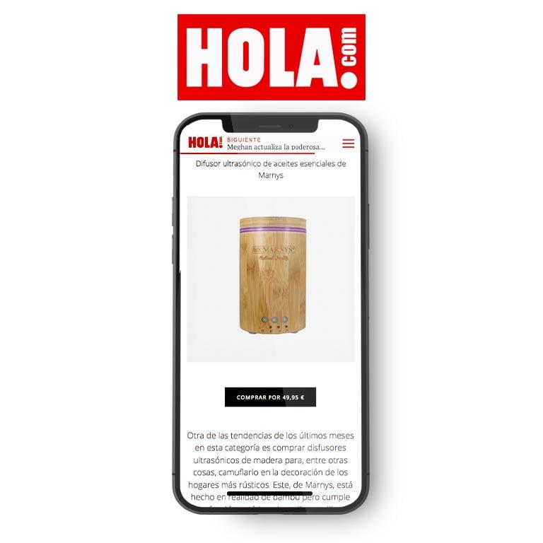 HOLA | Los 8 mejores difusores de aceites esenciales de 2021