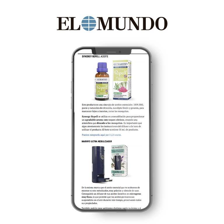 EL MUNDO | Picaduras de mosquitos: consejos y remedios