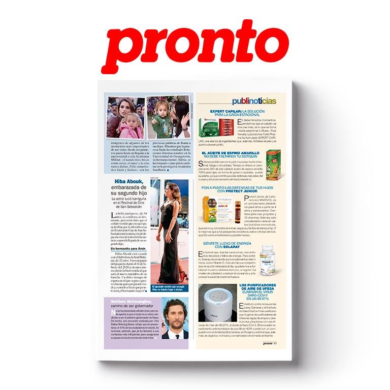 PRONTO | Pon a punto las defensas de tus hijos con Protect Junior