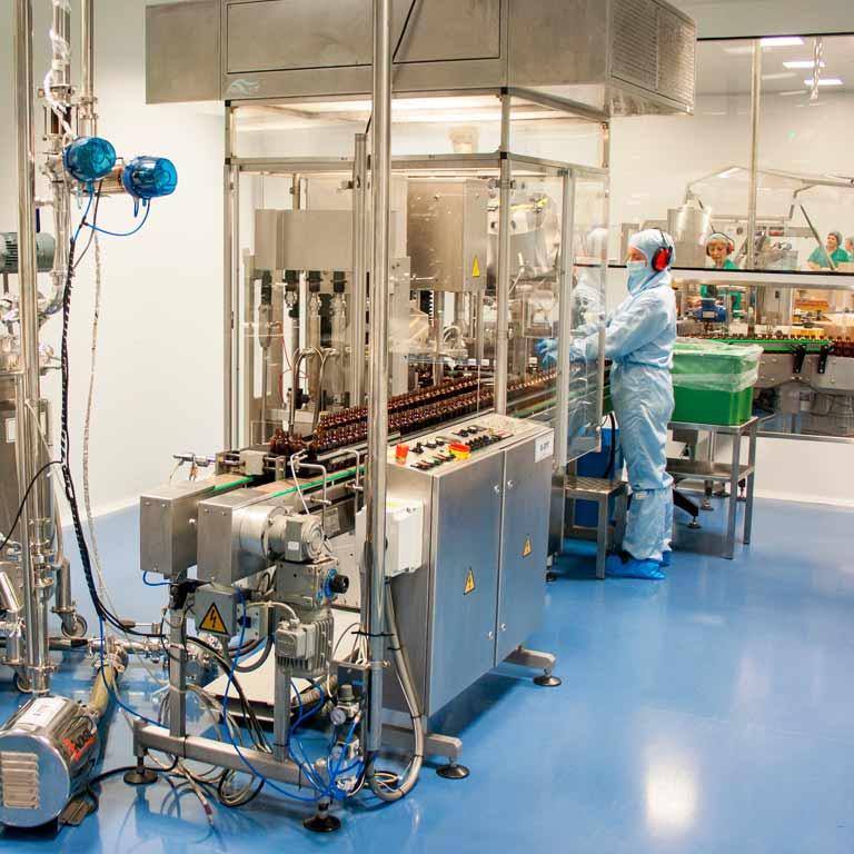 Instalaciones Producción