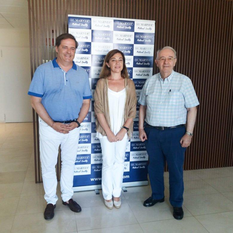 MARNYS® firma dos convenios con el SEF para ofrecer prácticas a jóvenes titulados