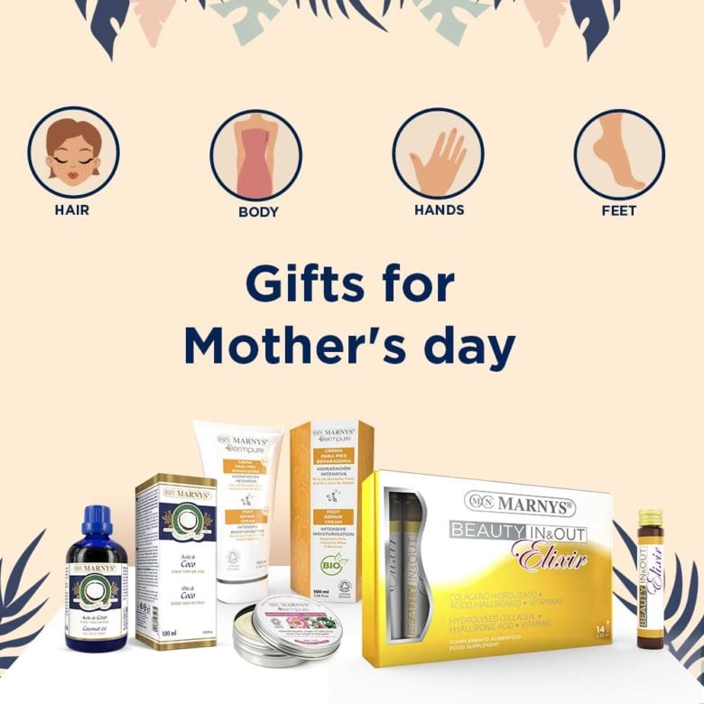 MARNYS gifts for Mother's Day