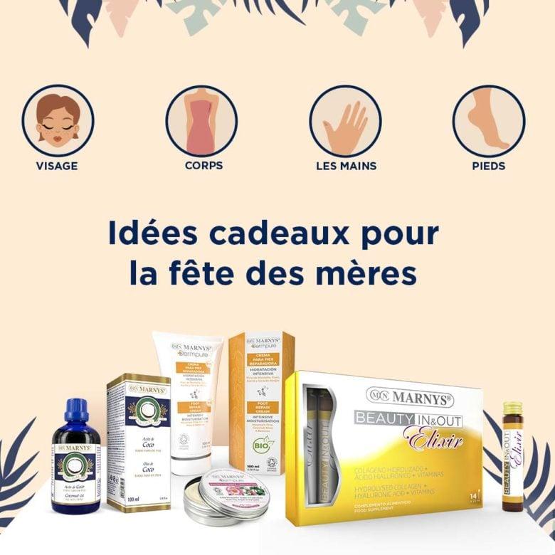 MARNYS® Idées cadeaux pour la fête des mères