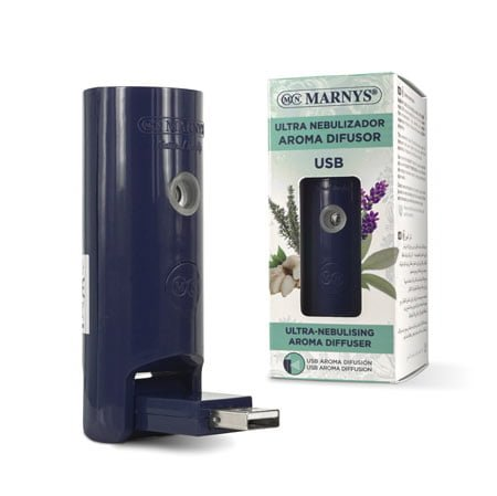 AA996-G - USB Ultra-nebulising Aroma Diffuser