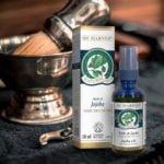 Schonende und nicht reizende Rasur mit natürlichen und pflanzlichen Ölen