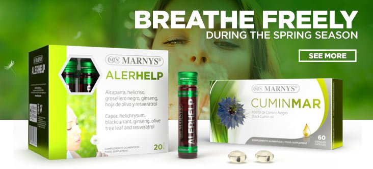 Breathe Freely during the Spring Season