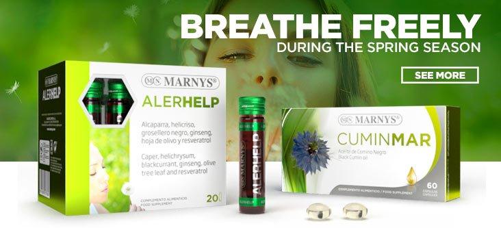 Breathe Freely during the Spring Season