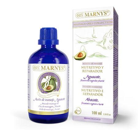 AM100 - Nourishing and Repairing Avocado Massage Oil