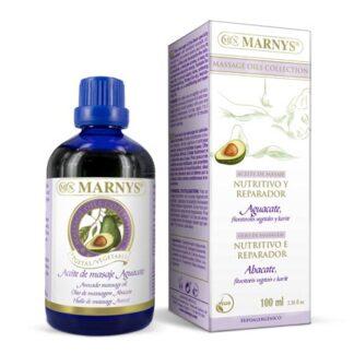 Aceite de masaje Aguacate
