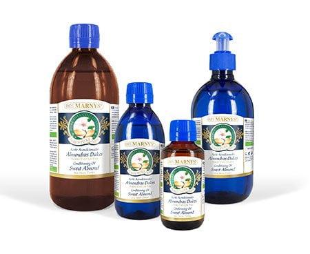 AP102-G - Süßmandelöl. Öl für Haarspülung