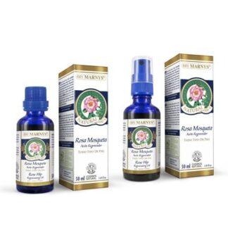 Aceite regenerador Rosa Mosqueta