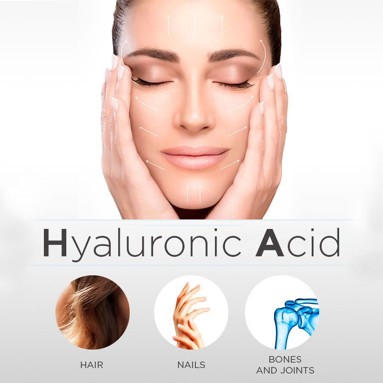 Hyaluronic Acid to rejuvenate your skin and joints