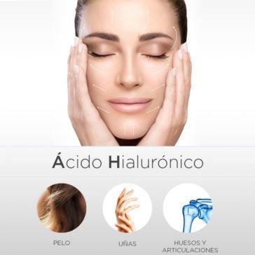 Ácido Hialurónico para rejuvenecer tu piel y articulaciones