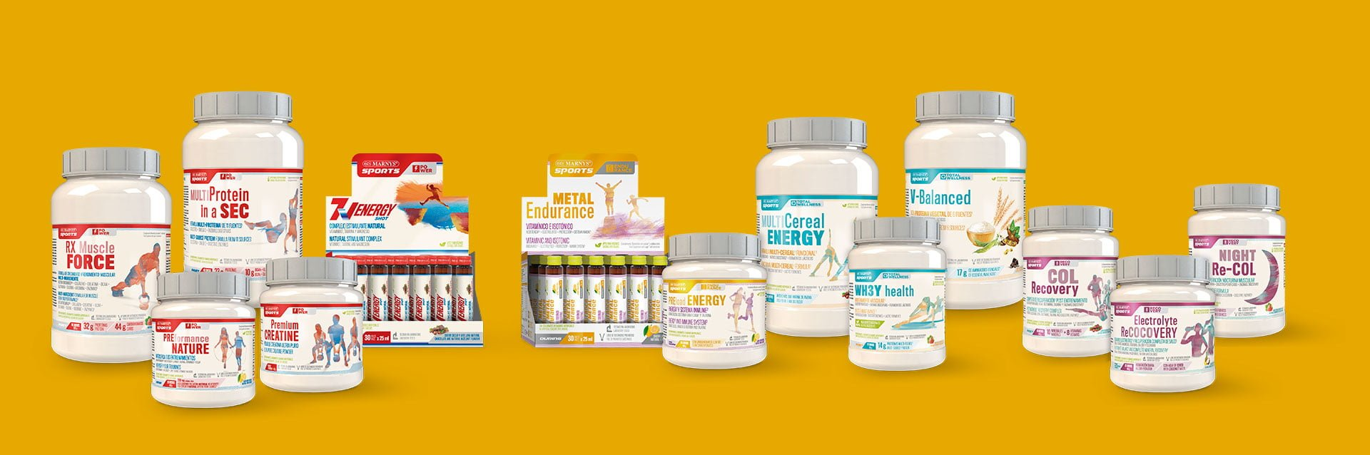 Productos Marnys Sport