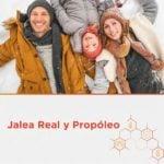 Jalea Real y Propóleo