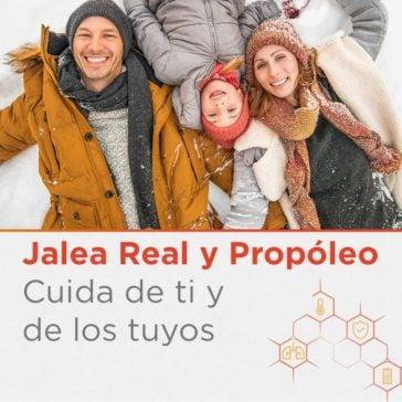 Jalea Real y Propóleo. Cuidado natural para el cambio de estación