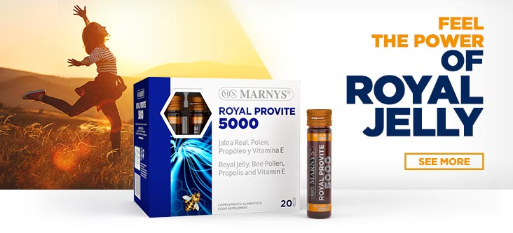 Feel the power of Royal Jelly